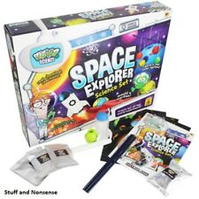 Science Activity Set Space Explorer Educational Learning Gift Toy Game Present