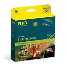 RIO IN TOUCH INTOUCH DEEP 5 WF-4-S-5 #4 WT. FORWARD TYPE 5 FULL SINKING FLY LINE