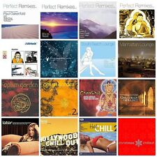 16 CHILLOUT/LOUNGE CD's LOT Paul Van Dyk,Airlock,DJ Tiesto,Thievery Corporation+