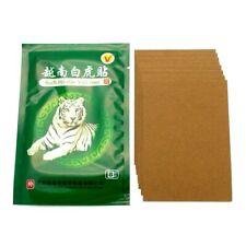 80 patchs anti-douleur Baume du Tigre Blanc Livraison express