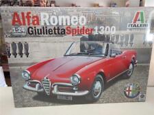 Italeri 3653 Alfa Romeo Giulietta Spider 1300 model kit