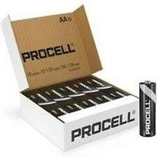 100 x Duracell Procell AA MN1500 Genuine Stock - Replaces Duracell Industrial