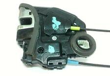 2009-2013 Toyota Matrix lock left rear door latch OEM 69060-02290