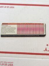 Windcharger Tech Specs 1985 Vintage Hasbro G1 Transformers Card