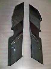 kawasaki z1000 carbon fibre top fork sides covers 2010 2011 12 13 gbmoto
