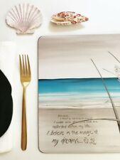 Lisa Pollock Placemats (Set Of 6) Seascape