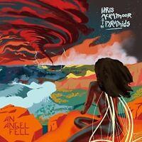 IDRIS/PYRAMIDS,THE ACKAMOOR - AN ANGEL FALL GATEFOLD 2 VINYL LP NEU