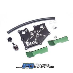 Radium Engineering Black OEM Config PCV Baffle Plate Kit For Ford Focus ST & RS