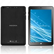 "Insignia Flex 8"" NS-P08W7100 16GB WiFi Windows 10 Black Tablet"