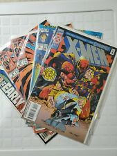 New ListingLot of 5 X-Men Comic's from The 90's. High Grade #10, 34, 16, 41. Different Runs