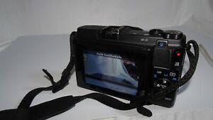 Canon PowerShot G1 X Mark II 12.8 MP Digitalkamera - Schwarz