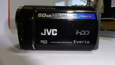 "Camara de video JVC ""EVERIO"" 60Gb HD"