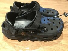 Post Malone x Crocs Duet Max Clog Mens size 8 Women's 10 IN HAND