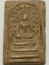 PHRA SOMDEJ PROKPO LP RARE OLD THAI BUDDHA AMULET PENDANT MAGIC ANCIENT IDOL#52