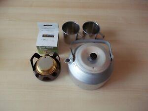 Trangia Wasserkessel mit Spirituskocher