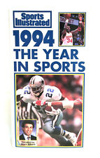 RARE Vintage VHS: Sports Illustrated 1994 Year In Sports Marv Albert