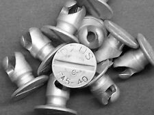 10) Dzus Fastener  FA5-40,   button MANY OTHER SIZES AVAILABLE