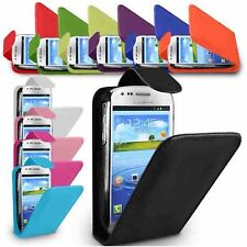 samsung galaxy S3 i9300 SIII Leather Flip Case