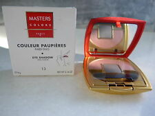 MASTERS COLORS - COULEUR PAUPIERES - Fard duo n°13
