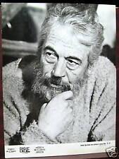 ☆ John Huston The Bible Large 9x12 Original 1960s Movie Portrait Promo Photo