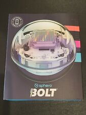 Sphero Bolt Stem Programmable Coding Robot Ball Toy - !Brand New In Box!