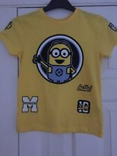 Primark Novelty/Cartoon 100% Cotton Boys' T-Shirts & Tops (2-16 Years)
