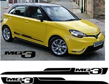 MG3 MG 3 VTi custom side Stripes Decals Stickers any colour