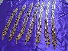 Gefüllte Echtschmuck-Halsketten & -Anhänger aus Gelbgold für Damen