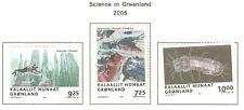 Greenland, Scott 456 - 458 in MNH condition