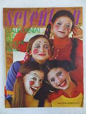 Vintage SEVENTEEN TeenAge Magazine March 1972 ALBERT WATSON Cover Photo ART KANE
