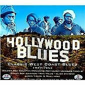 Hollywood Blues: Classic West Coast Blues 1947-1953 (2CD), Various, New,  Audio