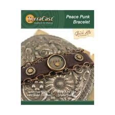 TierraCast Peace Punk Bracelet Kit (TK106)