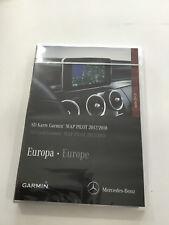 Mercedes-benz Garmin Map Pilot navegación módulo SD-mapa rojo Europa 2018