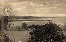 CPA  La Forét  Fouesnant - Vue générale de la Baie de la Forét (458014)
