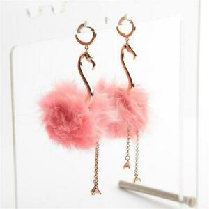 Kate Spade New York By the Pool Flamingo Drop Earrings