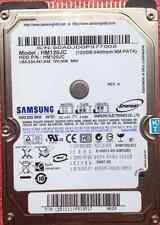 """SAMSUNG SPINPOINT 120GB 120 GB 5400 RPM 2.5"""" IDE Laptop HDD - HM121HC Hard Drive"""