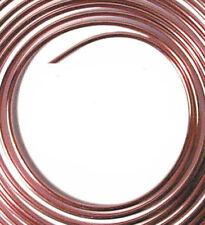 Saville 6mm X 7.5m 22 Gauge CN6M Cupro Nickel Brake Pipe 90 Copper 10 Nickel