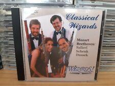 Classical Wizards - Beethoven, Schenk, Salieri, Dussek, Mozart - Crystal Records