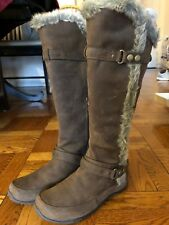 north face boots women 7.5 w/ box