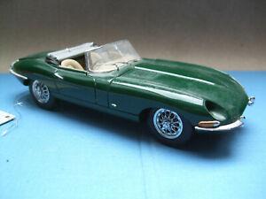 FRANKLIN MINT Jaguar E-Type  in 1:24
