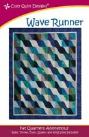 Wave Runner - Cozy Quilt Designs Quilt Pattern