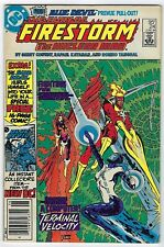 Fury of Firestorm # 24 DC NM- 1st Appearance of The Blue Devil