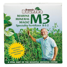 Organic Bountea M3 Marine Mineral Magic Specialty Fertilizer 1 lb. 8-1-2