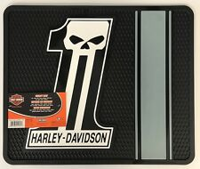 Harley-Davidson Dark Custom #1 Utility Rubber Mat NEW