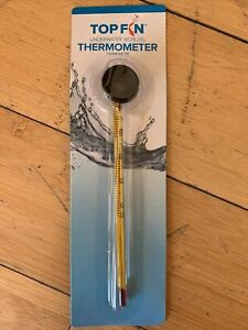 Top Fin Aquarium Thermometer