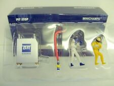 MINICHAMPS 1/43 343100051 PIT CREW WILLIAMS REFUELLER