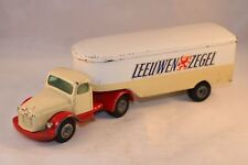 "Tekno Denmark 435 Volvo truck ""LEEUWENZEGEL"" DUTCH PROMO SCARCE very nice"