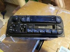 OEM 1998-2005 JEEP DODGE CARAVAN CHRYSLER TOWN & COUNTRY CD PLAYER STEREO RADIO