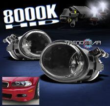2001-2006 BMW E46 M3/2000-2003 E39 M5/330CI 330I BUMPER FOG LIGHTS+8000K HID KIT
