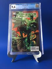 Green Lantern 9 CGC 9.6 Van Sciver Variant 1st Tattooed Man Batman New Case RARE